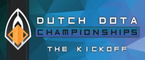 Dutch Dota Championships – The Kickoff