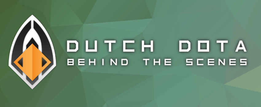 Dutch Dota – Behind the scenes